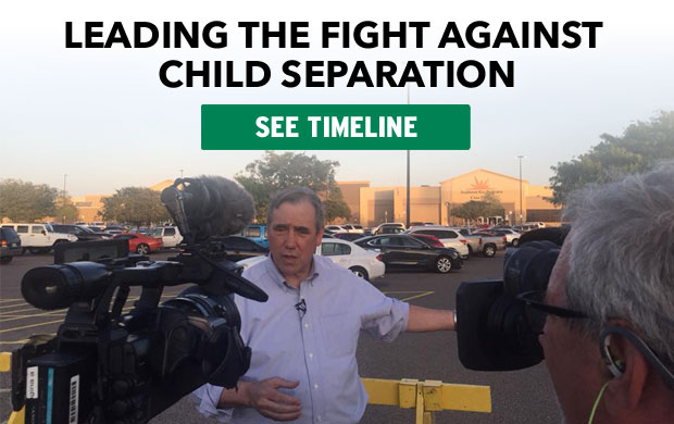 The Fight Against Family Separation